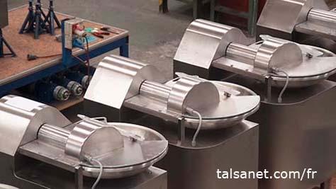 Talsa – Un pari sur la technologie du présent