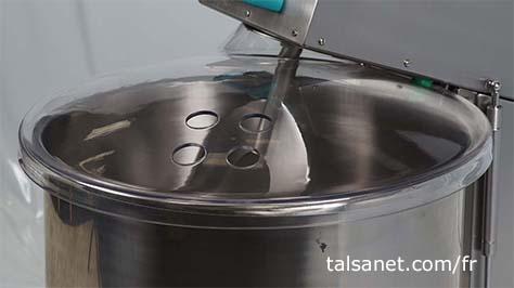 Pétrin mélangeur de viande | Talsa