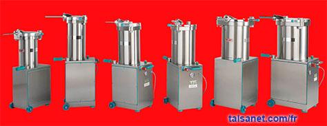 Poussoirs Hydrauliques à Piston | Talsa