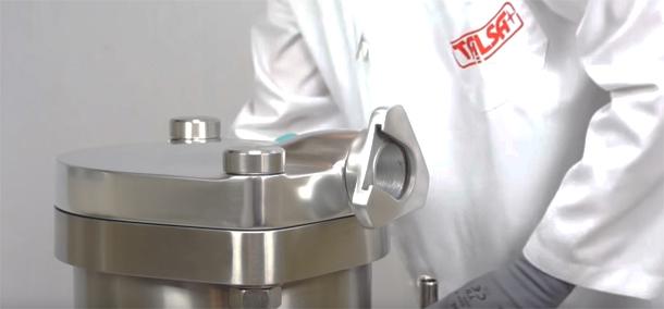 Talsa, fabrication de machines de qualité de moyenne capacité pour les métiers de bouche.