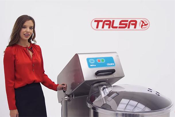 Talsa est un fabricant de machines de moyenne et grande capacité, pour l'industrie carnée
