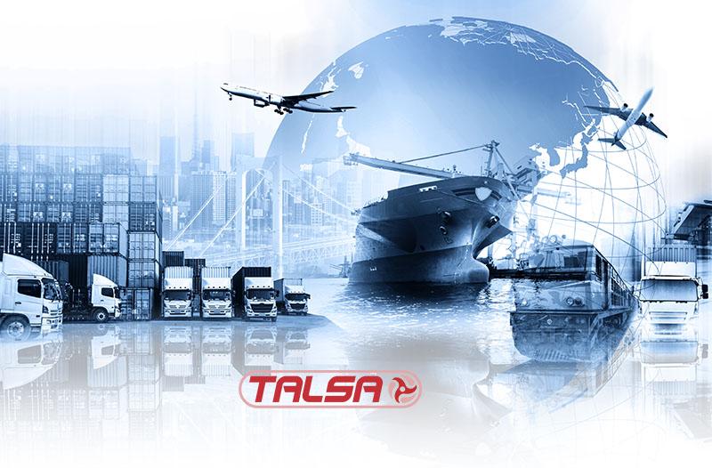 Servicio de distribución máquinas Talsa