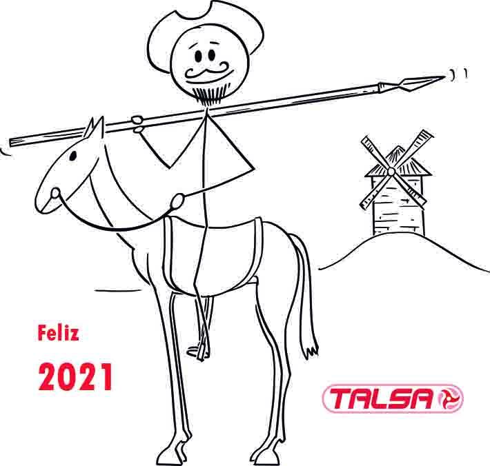 Felicitacion Talsa 2020